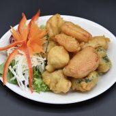 10 Vegetable Tempura