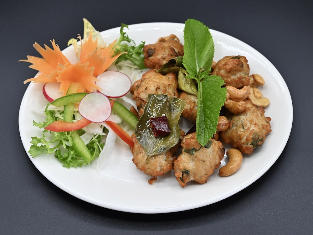 11. Thai Eastern Nuggets (Laab Tod) 🌶️