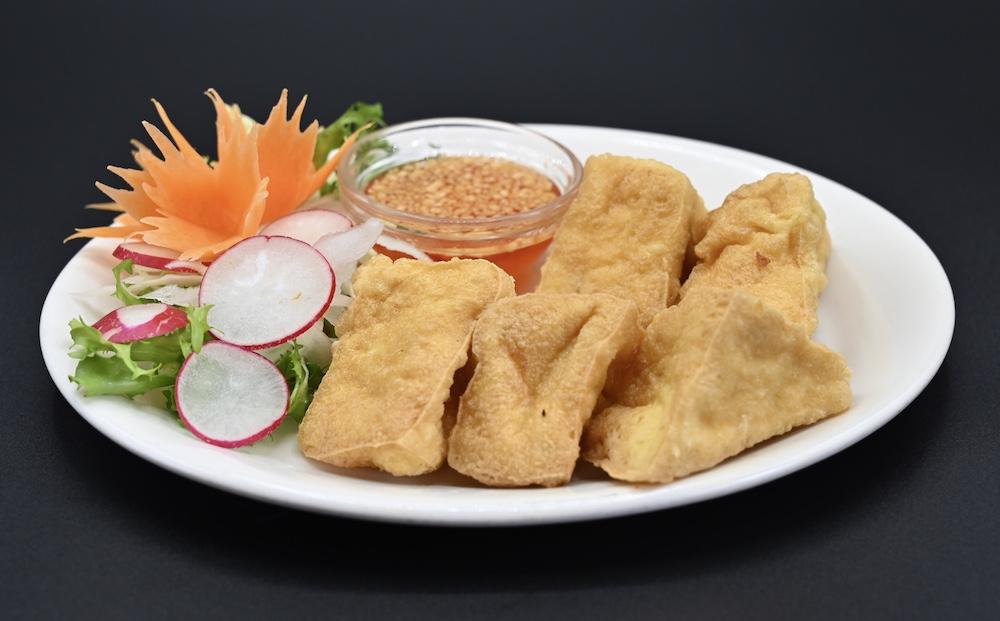 13. Fried Tofu (Tao Hu Thod) (V)