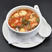 19 Tom Yum Soup – High