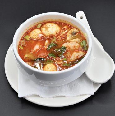 19 Tom Yum Soup – High