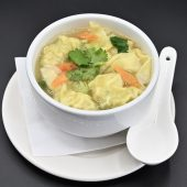 21 Won Ton Soup – High