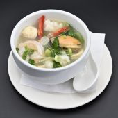 22 Spicy Seafood Soup – High