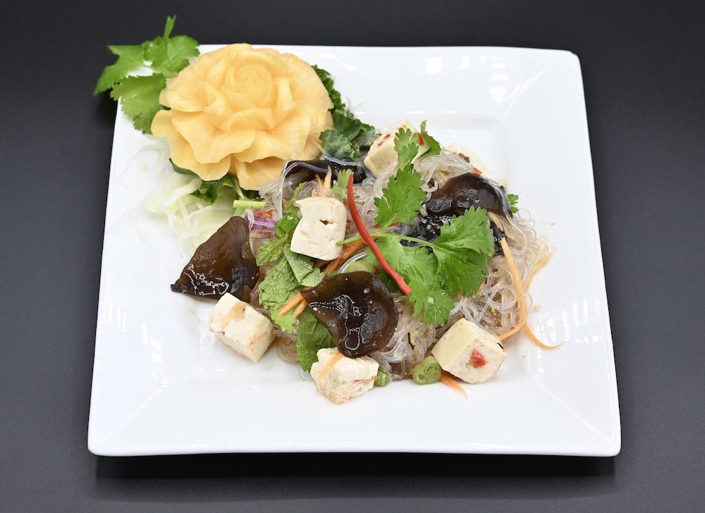27. Vermicilli Salad (Lab Wuun Sen) (V) 🌶️ 🌶️