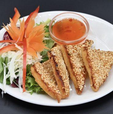 5 Prawn Toast