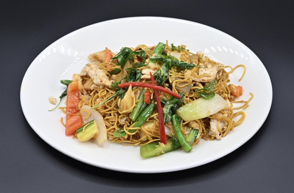 51. Drunken Noodles 🌶️ 🌶️ 🌶️