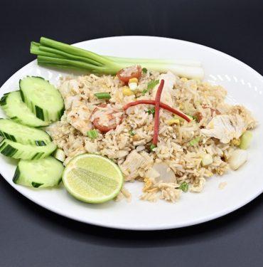 53 Kaw Paad Pak Rice
