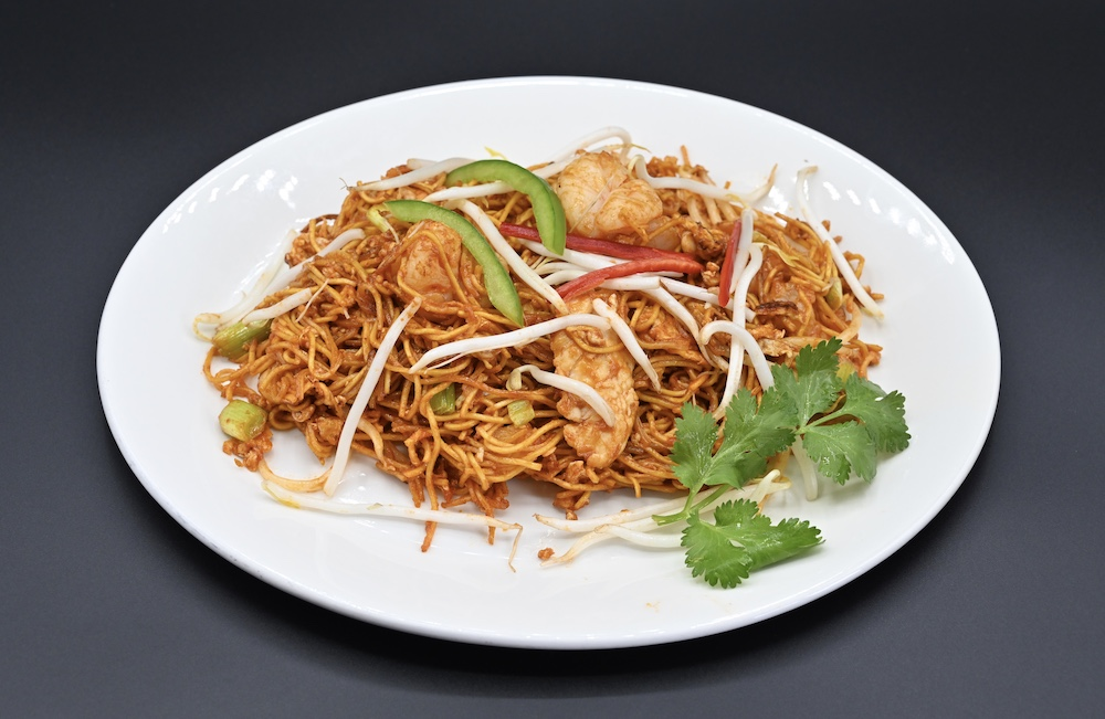 54. Thai Spice Noodles 🌶️ 🌶️ 🌶️