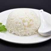 55 Steamed Jasmine Rice