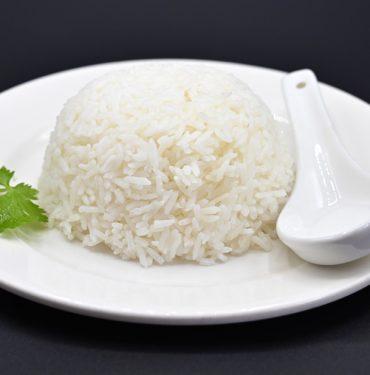 55 Steamed Jasmine Rice