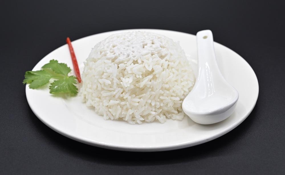 57. Kao Kati – Coconut Rice