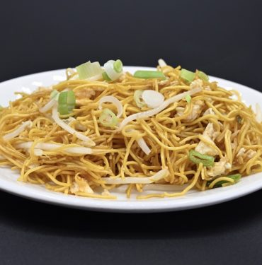 59 Egg Noodles with Beansprouts
