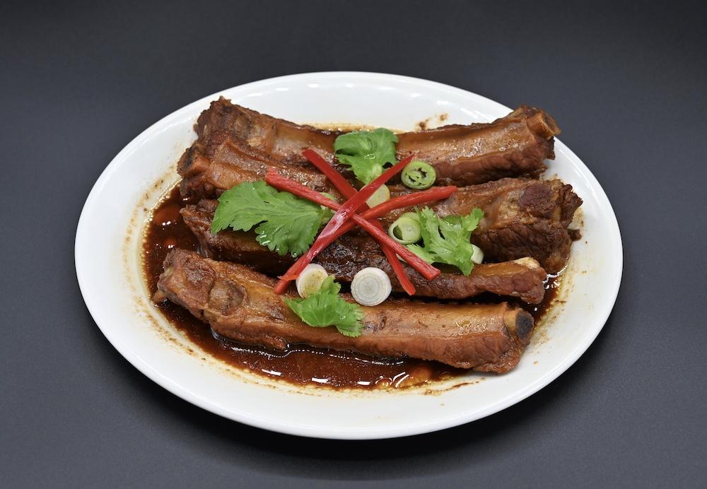 7. Pork Spare Ribs (Kra Doog Moo BBQ)