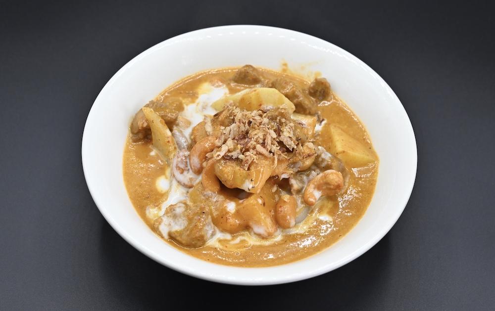 CS4. Massaman Curry 🌶️