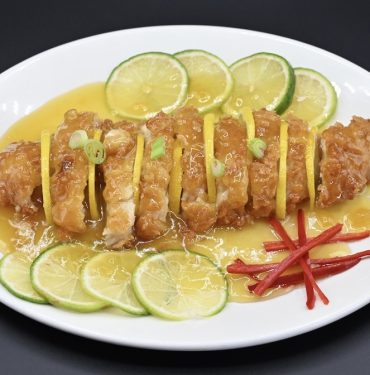 CS7 Crispy Chicken Lemon